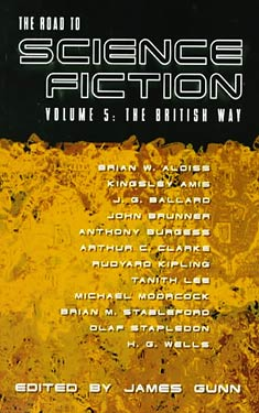 The Road to Science Fiction 5:  The British Way