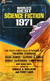 World's Best Science Fiction:  1971