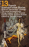 Thirteen French Science-Fiction Stories