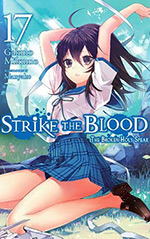 Strike the Blood, Vol. 17: The Broken Holy Spear