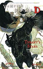 Tyrant's Stars:  Parts Three and Four