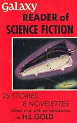 Galaxy Reader of Science Fiction