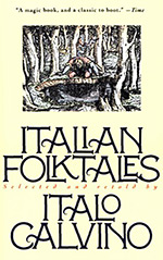 Italian Folktales: Selected and Retold by Italo Calvino