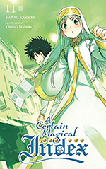 A Certain Magical Index 11