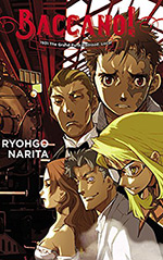 Baccano!, Vol. 2: 1931 The Grand Punk Railroad: Local