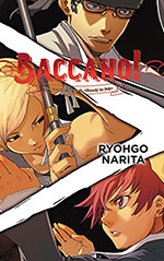Baccano!, Vol. 7: 1933 (Last) The Slash -Bloody to Fair-