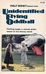Unidentified Flying Oddball