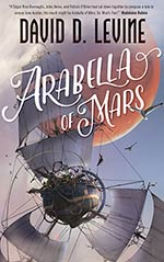 Arabella of Mars: A Review in 100 words.