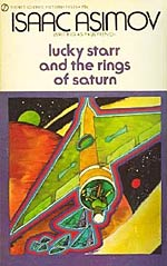 Lucky Starr and the Rings of Saturn