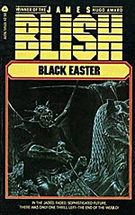 Black Easter Cover