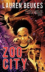 Zoo City - a 100 word review.