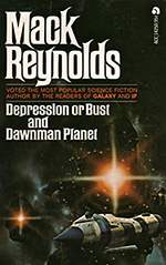 Depression or Bust and Dawnman Planet