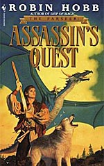 Assassin's Quest Cover