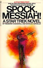 Spock, Messiah!